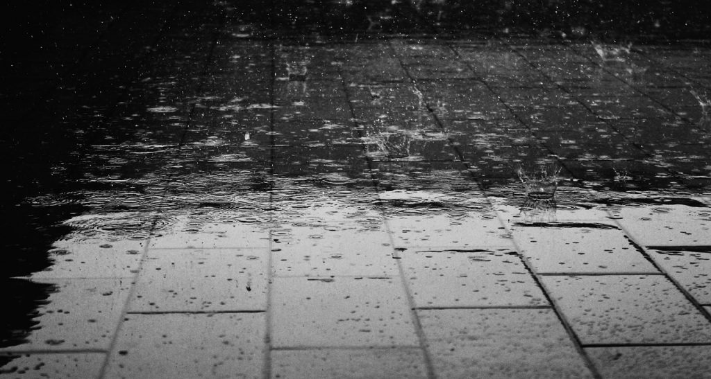 雨の日対策