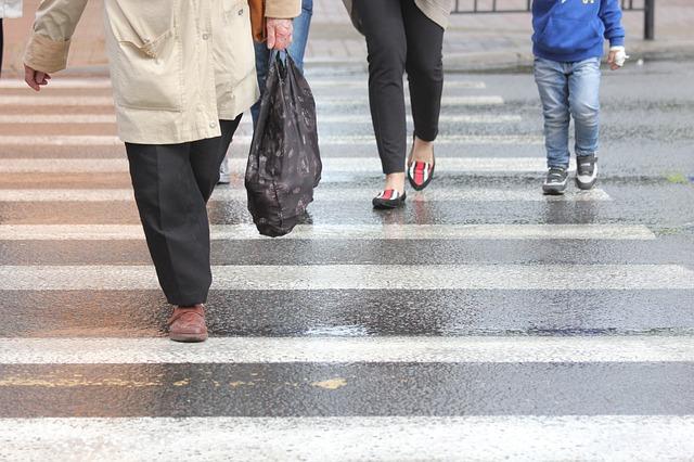 歩行のメカニズム